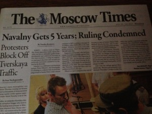 English version of The Moscow Times
